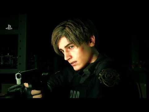 Resident Evil 2 Remake E3 2018 reveal trailer