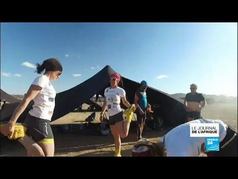 Maroc : Trois mères de famille courent contre le cancer au marathon des sables
