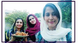 Iftar with Friends  l Iftar vlog l Recipes for Ramzan