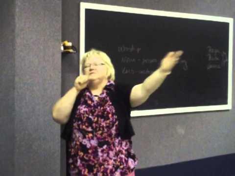 Spandex and Seniors - Starring Jennifer Buerky - 06.17.11
