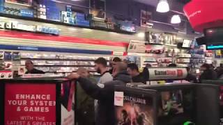 Midnight Release For Black Ops 4! We Got So Many Free Games! Having A Good Time With My Girlfriend!