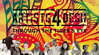 Artists4Desh - Through The Tiger's Eye | The song for 50 years of Bangladesh (Official Video)