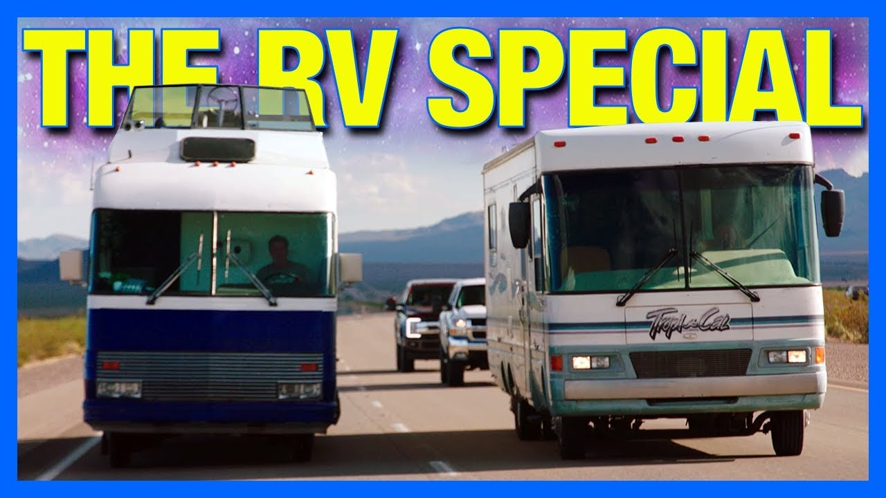 The Grand Tour Episode 3 >> The Grand Tour Game : THE RV SPECIAL!! - YouTube