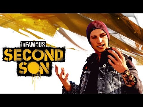 Infamous Second Son True Hero Path Seattle & Fetch & Eugene Part3