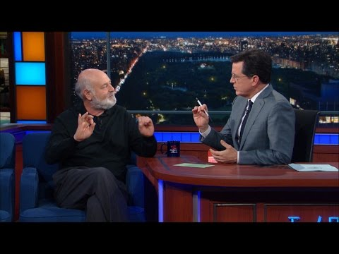 Rob Reiner Talks Growing Up With Comedy Royalty
