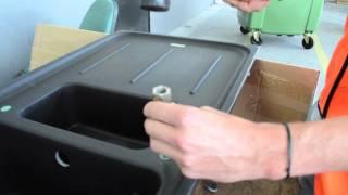 кухонная мойка Eurodomo PIN-610