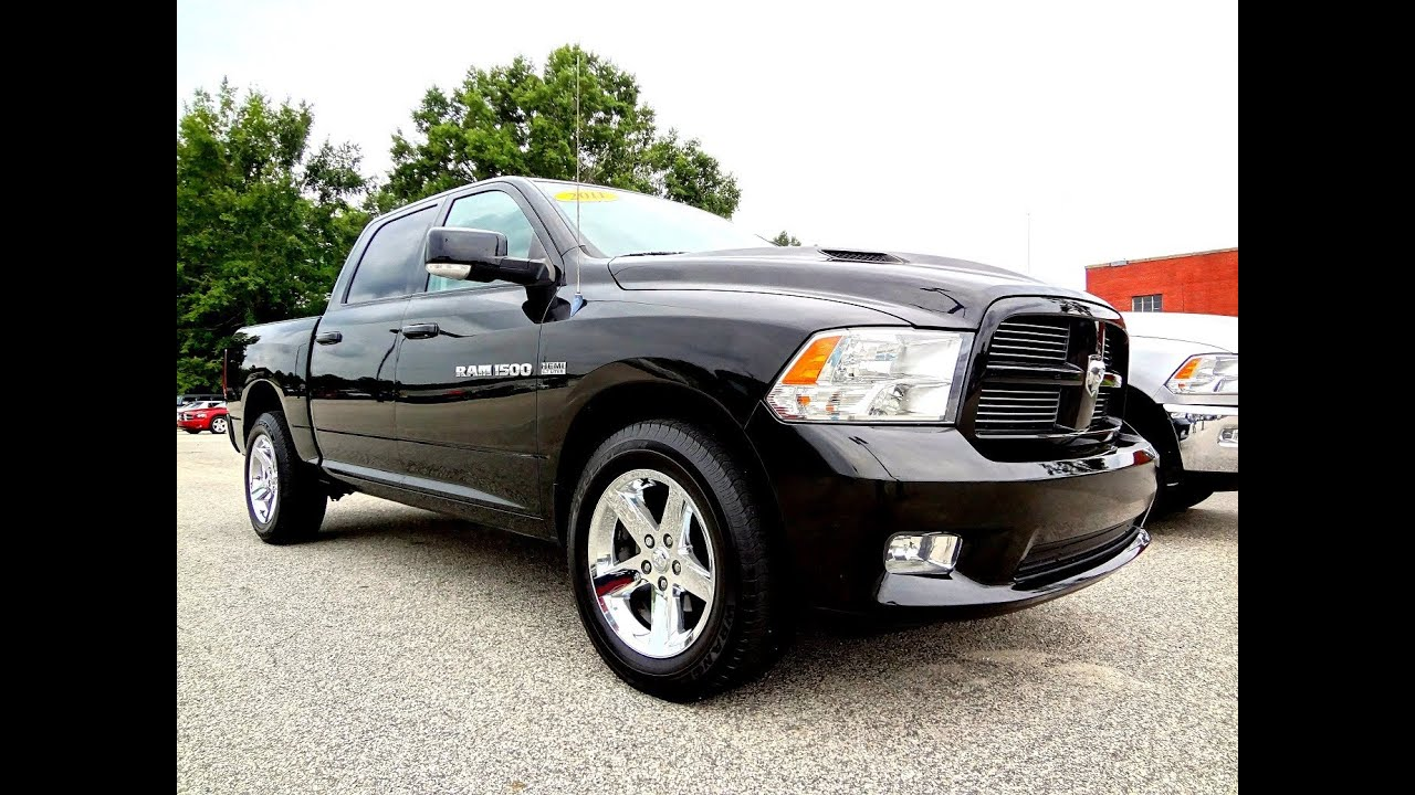 2011 dodge ram 1500 slt crew cab youtube. Black Bedroom Furniture Sets. Home Design Ideas
