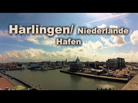 Harlingen Hafen