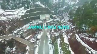 Chenani Nashri road tunnel to be opened soon