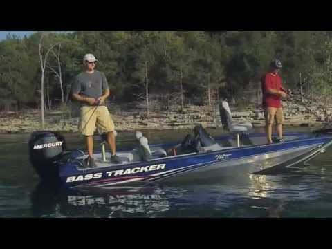 TRACKER Boats: 2013 Pro Team 175 TF Mod V Fishing Boat