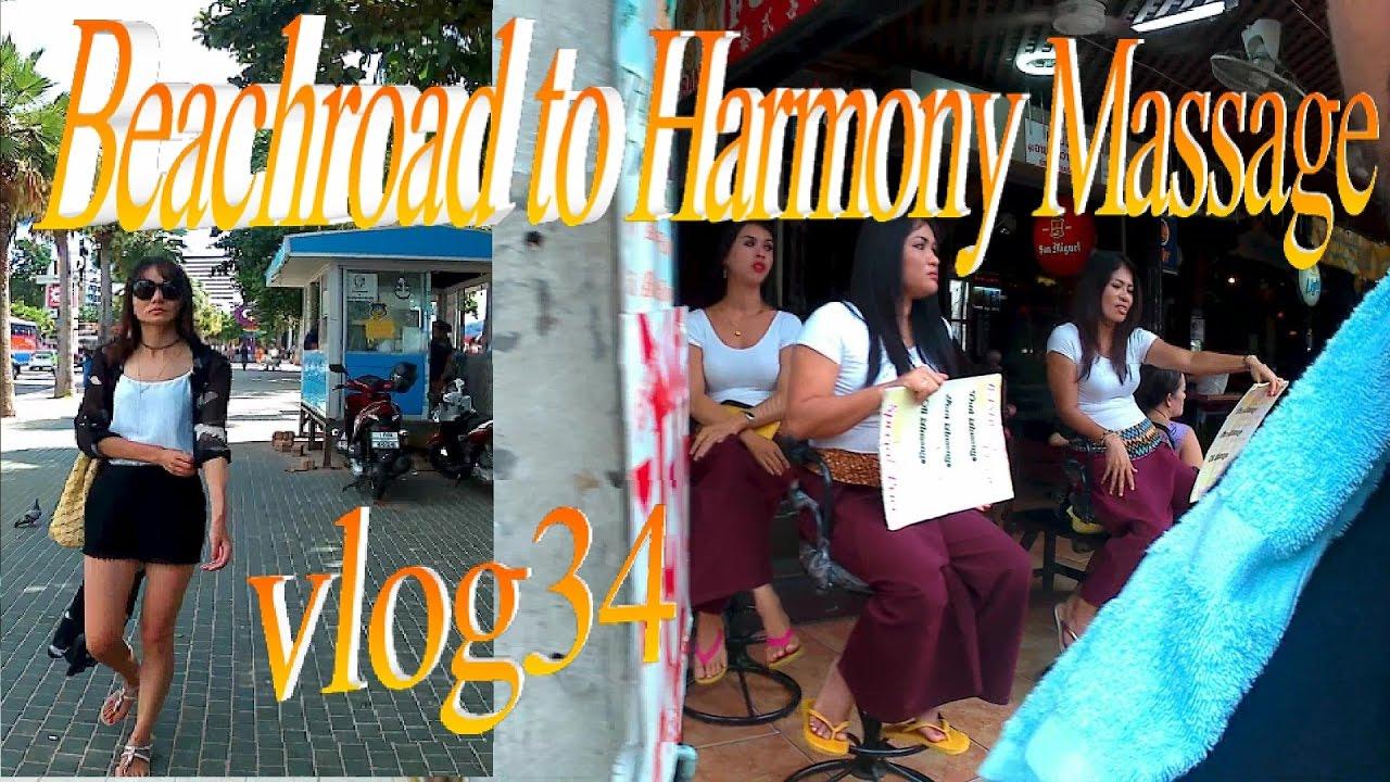 Pattaya , Beach Road To Harmony Massage 2 Vlog34 - Youtube-9825
