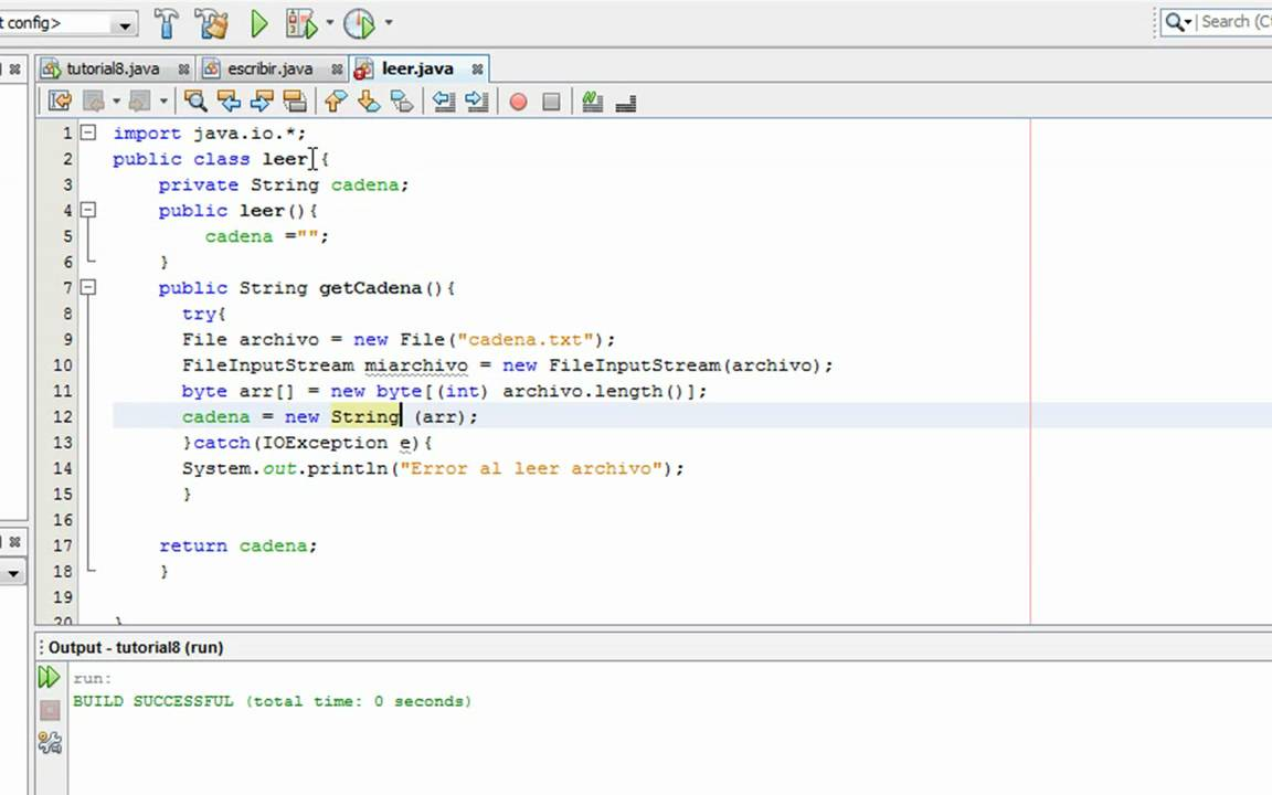 intro to java netbeans