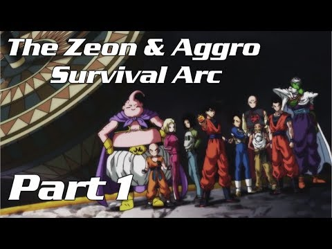 Zeon & Aggro Survival Arc: The Adventure Begins