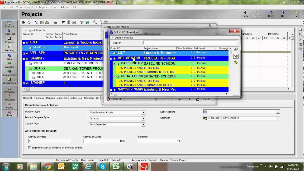 How to use primavera software tutorial image collections any primavera tutorial how to create eps youtube baditri image collections baditri Image collections