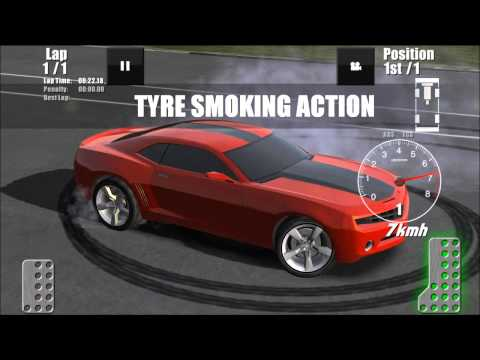 Driving Speed Pro Android Trailer