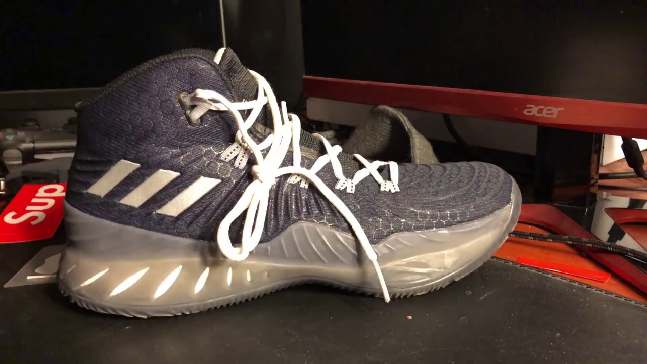 differently db8bd e36cb 2017 Adidas Crazy Explosive Review!!!
