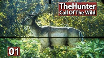 The Hunter Call of The Wild ► Jagd Simulator