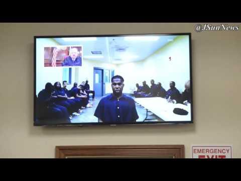 VIDEO: Joshua Swift is arraigned in Jackson City Court