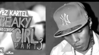 Vybz Kartel - Freak Gyal (Part 3  Raw) ( 2013 Remix )