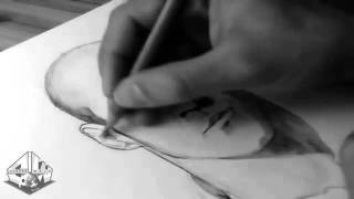 Drawing Jason Statham by Steve.360.mp4