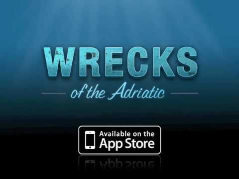 Wrecks of the Adriatic Sea for iPad & iPhone