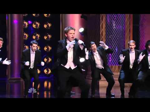Whiffenpoofs on The Sing-Off, Ep. 1