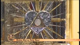 DIVINE MERCY HOLY HOUR (FROM HANCEVILLE) - 2014-4-27