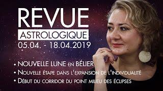 NOUVELLE LUNE en BÉLIER le 5 avril: L'expansion de l'individualité. Le point milieu des éclipses