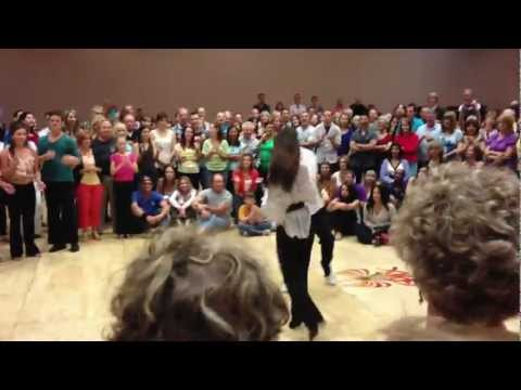 Phoenix 4th of July Convention 2012 - Champion Dance Jam