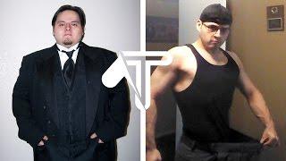 Jason's AMAZING 125 Pound Weight Loss - TRANSFORMATION