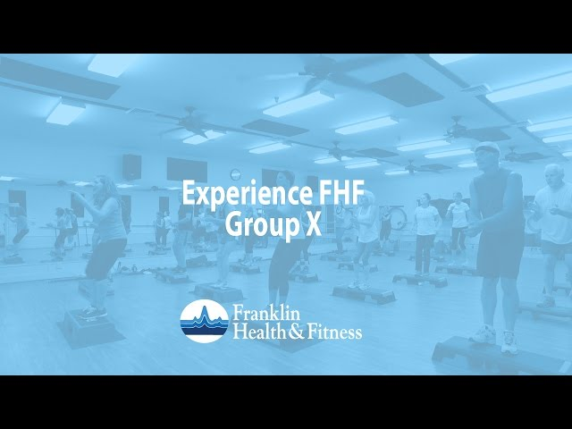 Yoga, Zumba, Boot Camp, Tai Chi and more | Group Exercise Program | Franklin NC