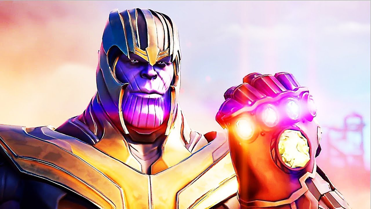 FORTNITE X AVENGERS ENDGAME Trailer (2019) PS4 / Xbox One / PC / Switch + video