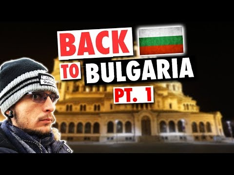 "A Magical Trip to Sofia, Bulgaria - ""Bulgarian Magic Man"" 