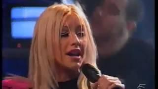 (Rare)Christina Aguilera What A Girl Wants live CBC 2000