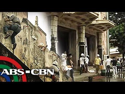 TV Patrol: Restorasyon ng Met Theater ipinagpatuloy