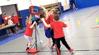 LITTLE TIKES BASKETBALL CHAMPIONSHIP!