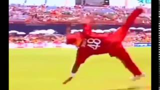 Best Catches in Cricket History! Best Acrobatic Catches! PART 1 Please comment the best catch