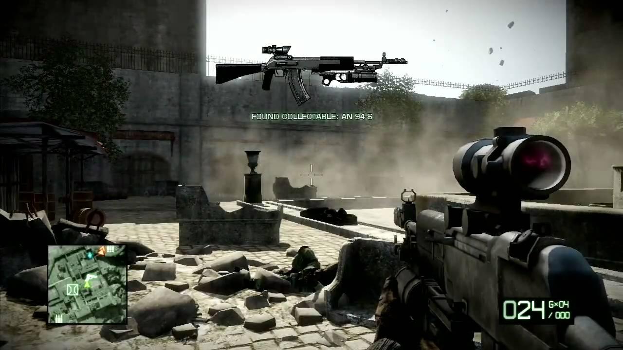 Battlefield: bad company 2 xbox360 walkthrough and guide.