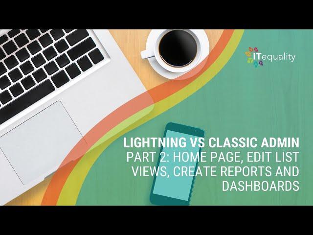 Pt 2 Lightning vs Classic
