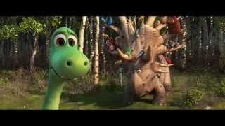 Disney•Pixar: Il Viaggio di Arlo - Silvano Lo Sciamano - Clip dal Film | HD