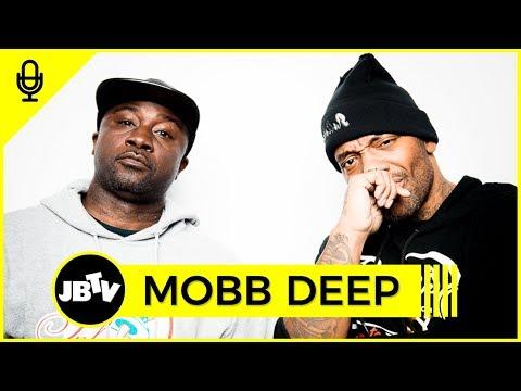 Mobb Deep Interview - JBTV & Power 92.3 FM Chicago