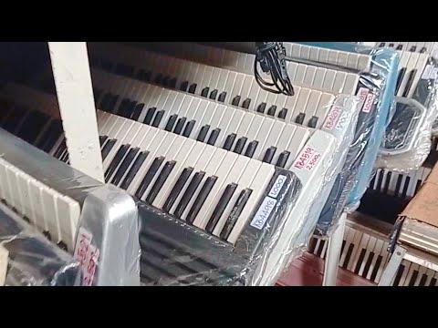 อิเล็กโทน คีย์บอร์ด มือ2 จากญี่ปุ่น Yamaha/Casio 5001,000 เต็มชั้น ที่คิงไก โกดังสินค้าญี่ปุ่นมือ2