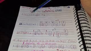 PALPITE   LOTOFÁCIL   1991 ACUMULADO   + BOLÃO DA INDEPENDÊNCIA COM 17 DEZENAS