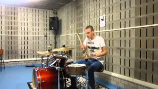 STEF EGGEN Blink 182 drum cover - Online songs