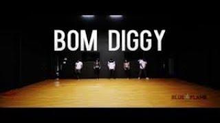 MI GENTE vs BOM DIGGY DIGGY || Ft. Zack Knight