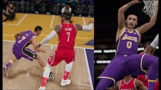 THE SHOWTIME LAKERS ARE BACK! NBA Live 19 - Career Mode
