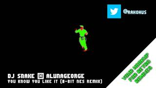 You Know You Like It (8-Bit NES Remix)