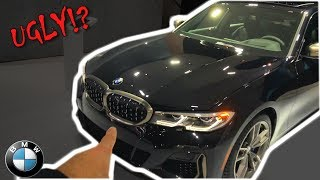 MEET THE NEW 2019 BMW M340i *INTERIOR EXTERIOR WALKAROUND G20 3 SERIES OVERVIEW*