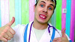 Рома и история о том как важно чистить зубы