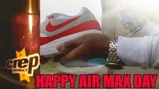 A CREP KIND OF DAY - HAPPY AIR MAX DAY! UNDS'ING